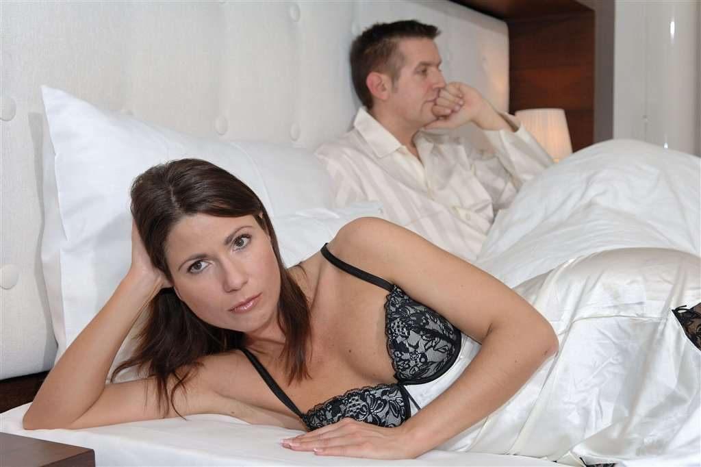 Сексуальные расстройства вагинизм