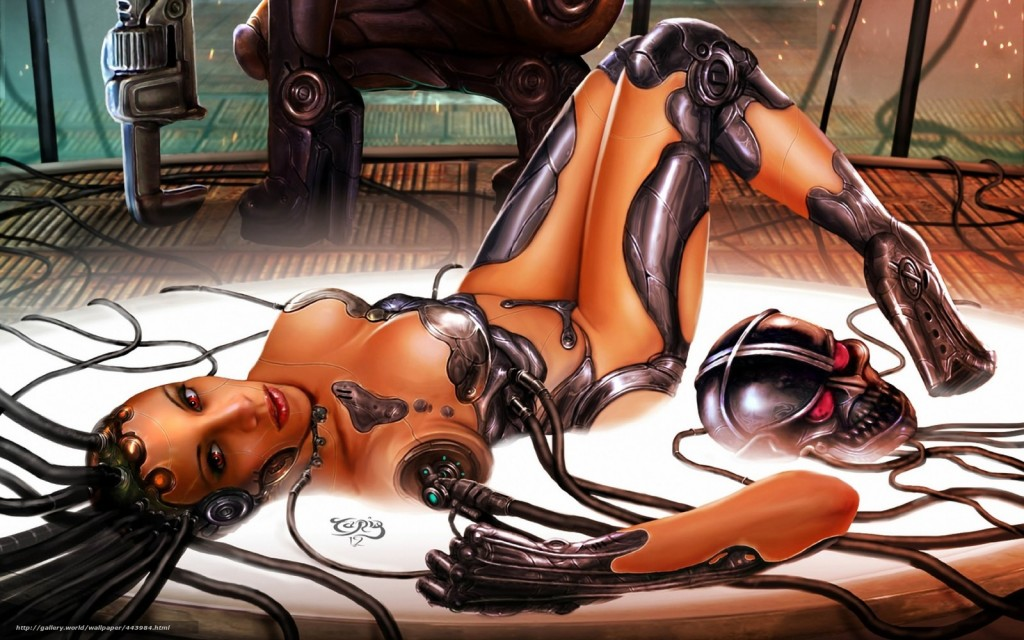 Оля кибер порно